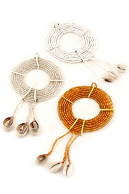 Maasai Wedding Necklace Ornaments - Ikumba Design Studios