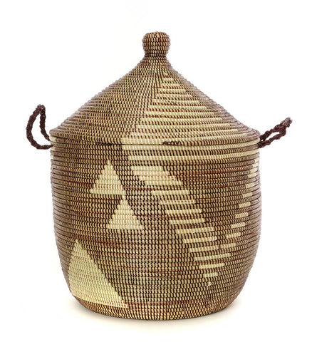 Tribal Pattern Hamper