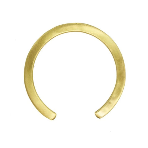 Folade Recycled Metal Cuff-gold
