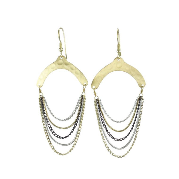 Chinara Chain Earrings