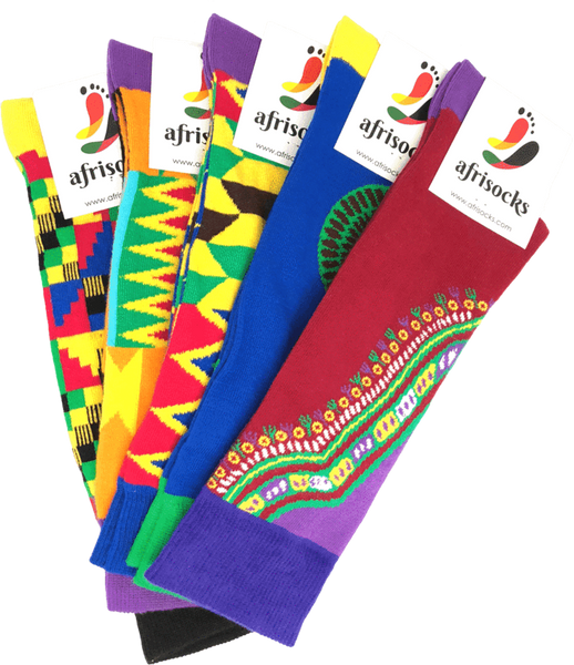 Classic Afrisocks Collection