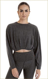 Breezy Pure Meteorite - Long Sleeve Top