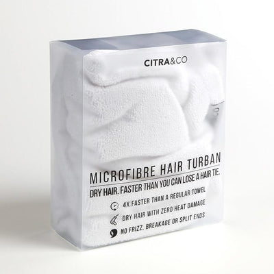 Microfibre Hair Towel Turban