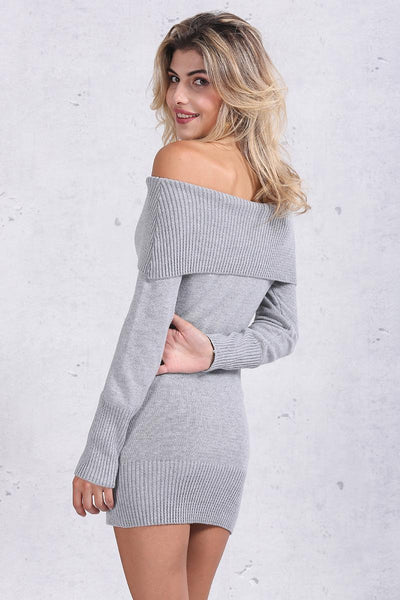 Apple Cider Sweater Dress