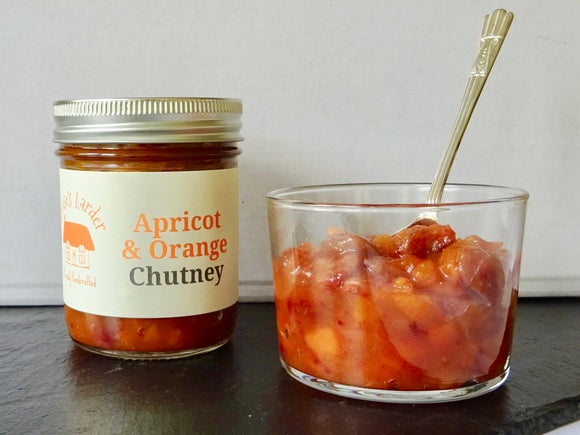 Apricot & Orange Chutney - Pantry Jar