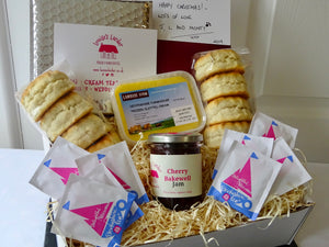 Cream Tea For Four - (Guaranteed by 1pm Delivery)