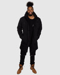The Wright Parka - Black
