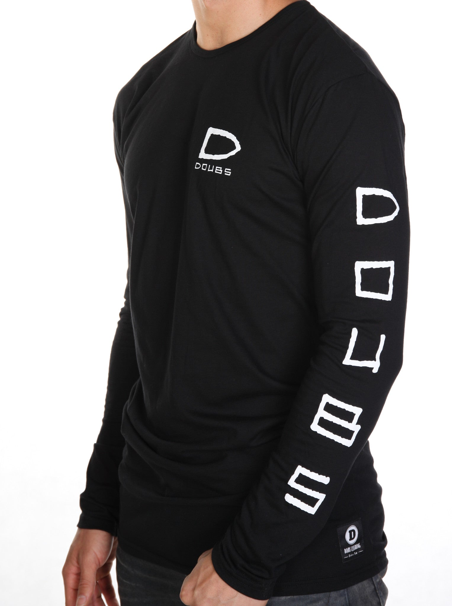 Bailez Long Sleeve - Black