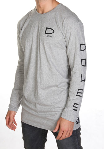 Bailez Long Sleeve - grey