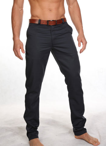 Ayce Chinos - Steel Blue