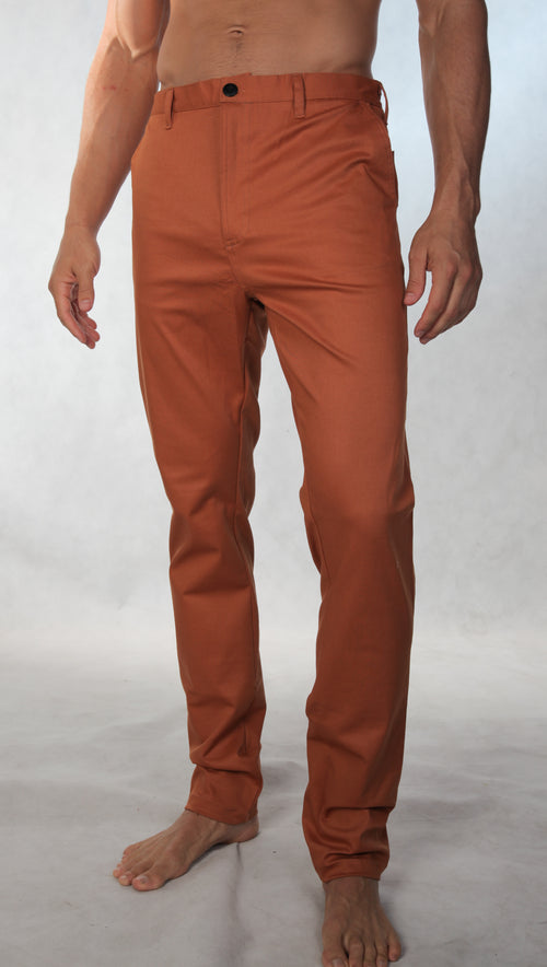 Ayce Chinos - Burnt Orange