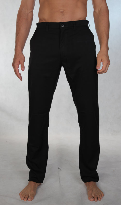 Hugo Suit Pants  - Black