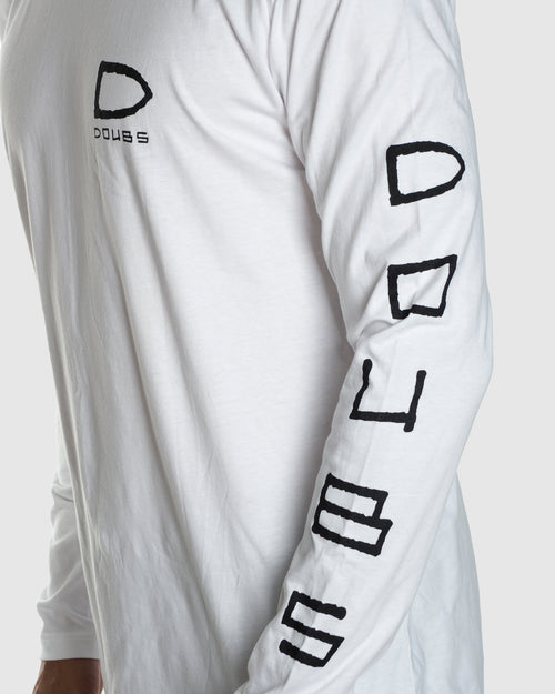 Bailez Long Sleeve - white