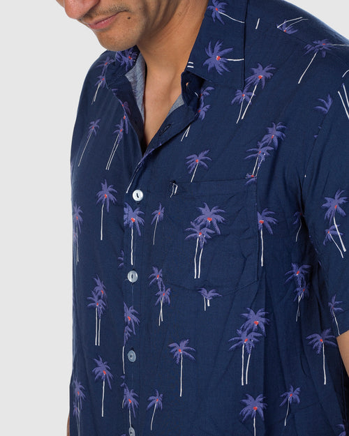 Palm Short Sleeve Shirt