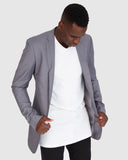 Zimmer Suit Jacket - Grey Blazer