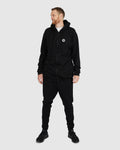 Trackie Set - Black Sweatsuit