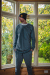 Loungewear - Long Sleeve - Platinum
