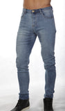 JJ Stretch Jeans - Blue Wash