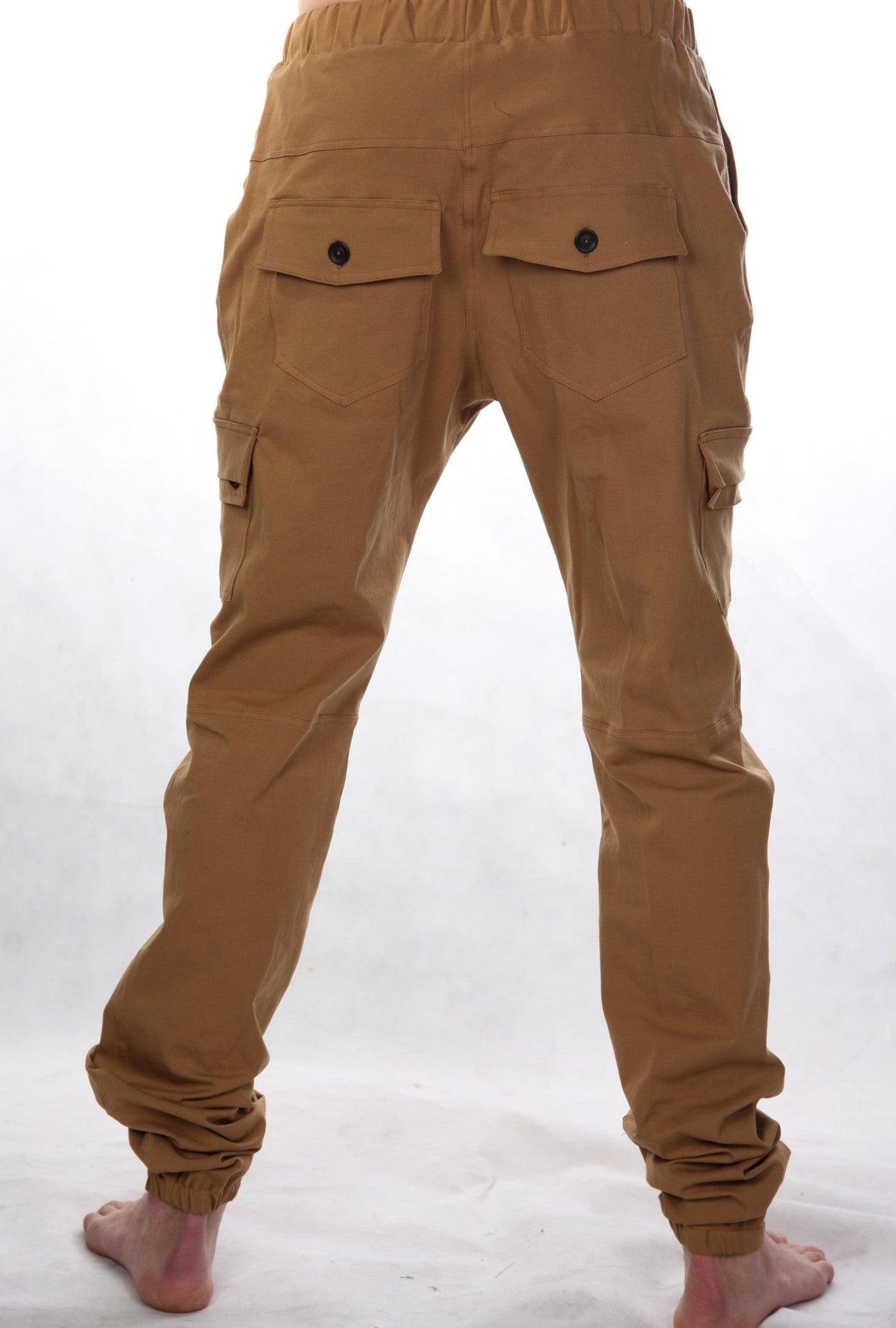 Streety Cargo Cuffs - Special Mustard colour 1 only
