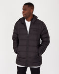 Doubs Puffer Jacket - Black