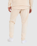 Loungewear Lounge Set - Beige Top and Pants