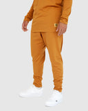 Loungewear Lounge Pants - Mustard Brown