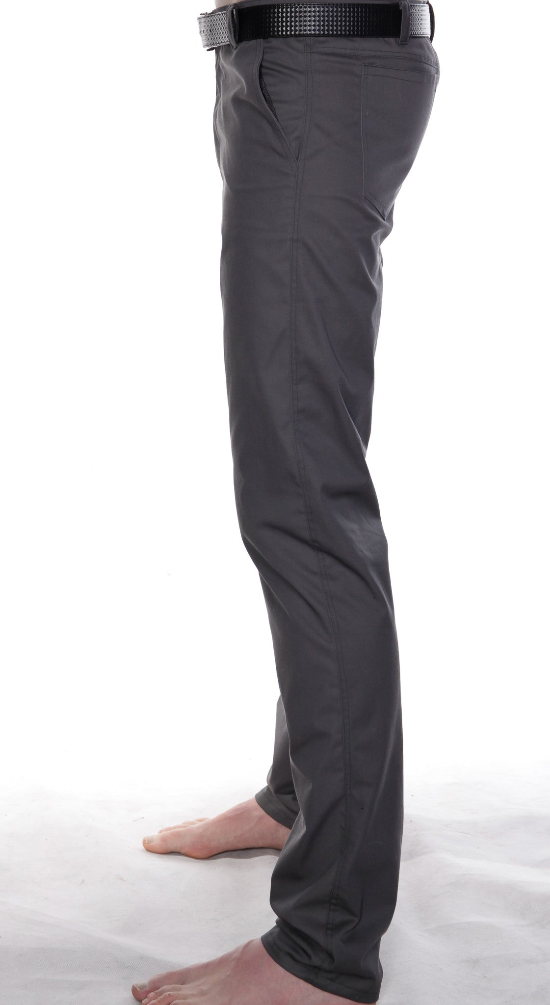 Ayce Chinos - Charcoal