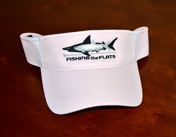 FISHING THE FLATS LADIES VISOR