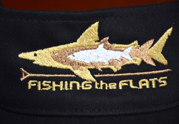 FISHING THE FLATS VISOR