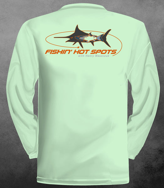 Fishing Hot Spots Shirt - Boston Whaler