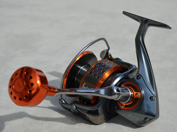 Canyon Reels DJR3500 Spinning Reel - Available July 15