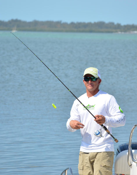 Fishing the Flats Shirt - Boston Whaler