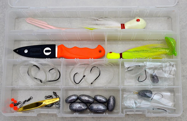 Henry Waszczuk Signature Series<br>Grouper/Snapper/AJ Tackle Kit (PRE-ORDER PRICE)
