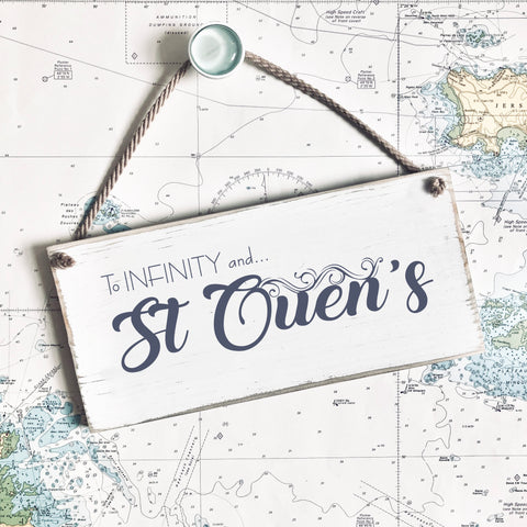 Infinity and St Ouen's