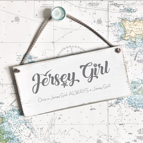 Once a Jersey Girl