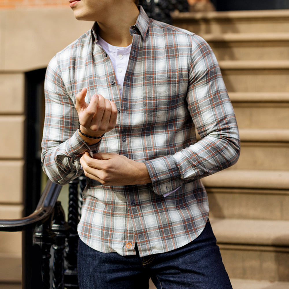 untuck(able) Docksider Plaid