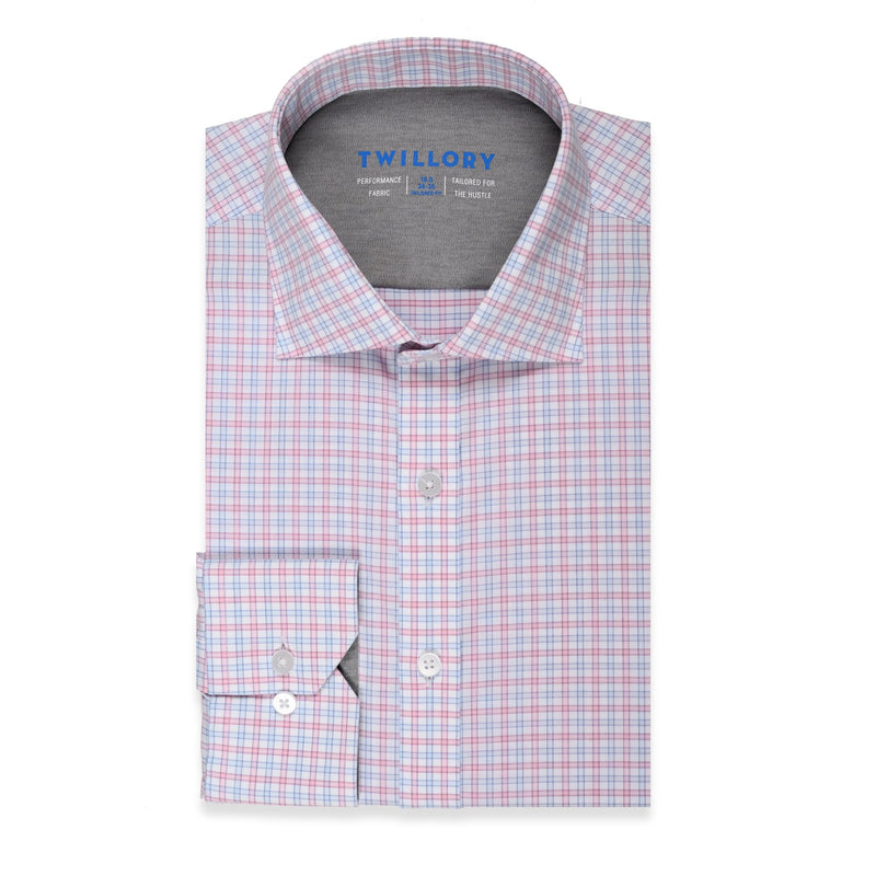 WAKER // Performance Pink / Blue Tattersall