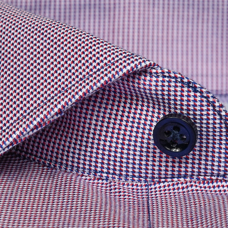 Non-Iron Blue / Red Puppytooth