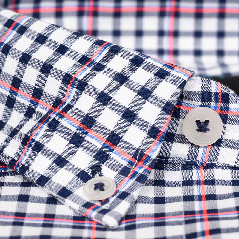 untuck(able) GLOW Neo Plaid