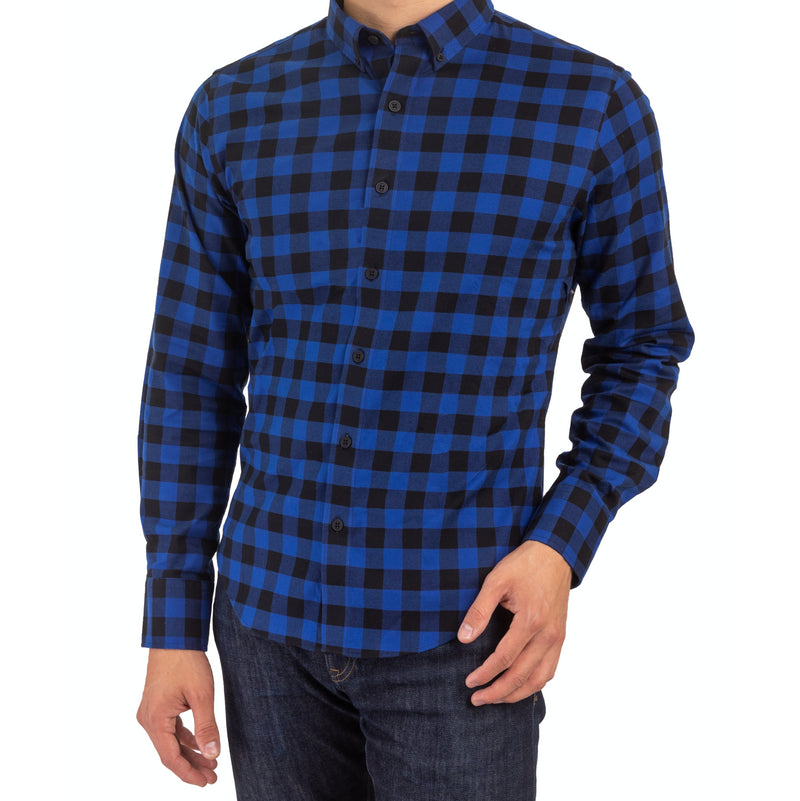 untuck(able) Boarder Gingham