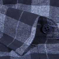 untuck(able) Maine Plaid