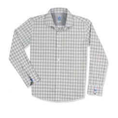 Home Run // BOYS Performance Gingham
