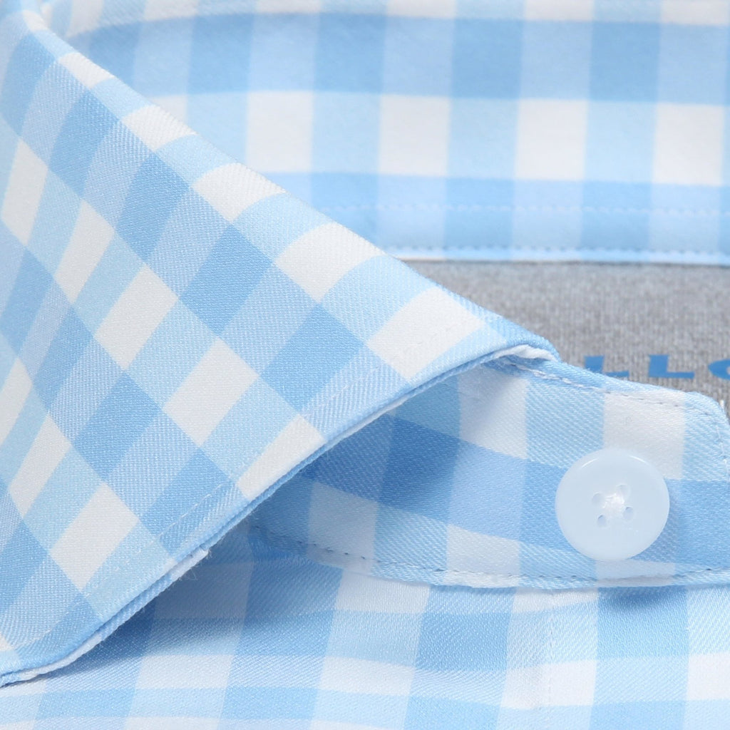 BROKER // Performance Gingham