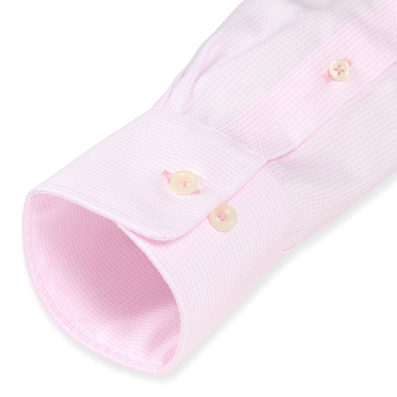 Non-Iron Pink Pin Dot