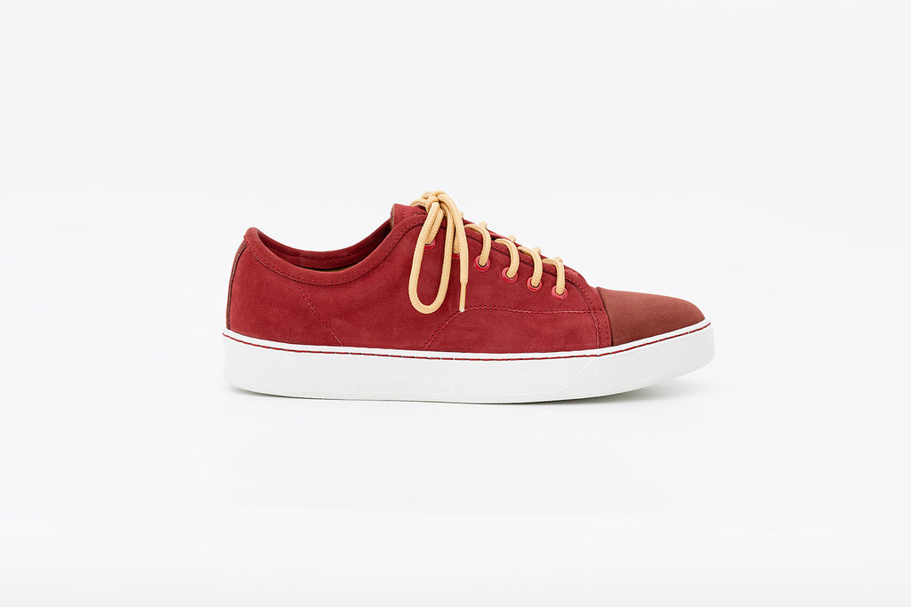 Santo Domingo Sneaker Red