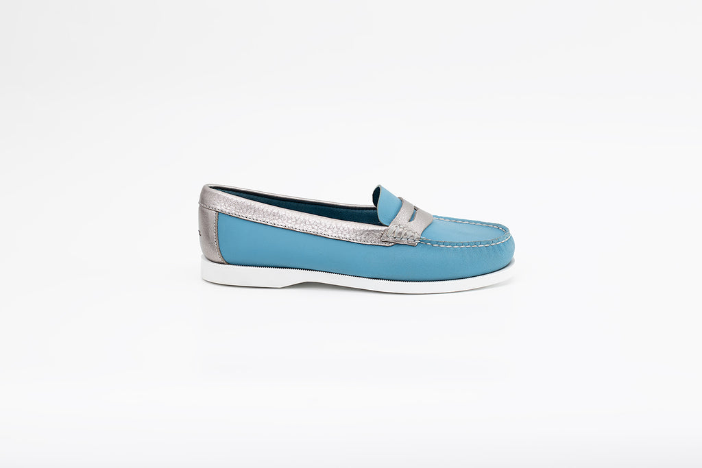 Bayana Penny Boat Light Blue