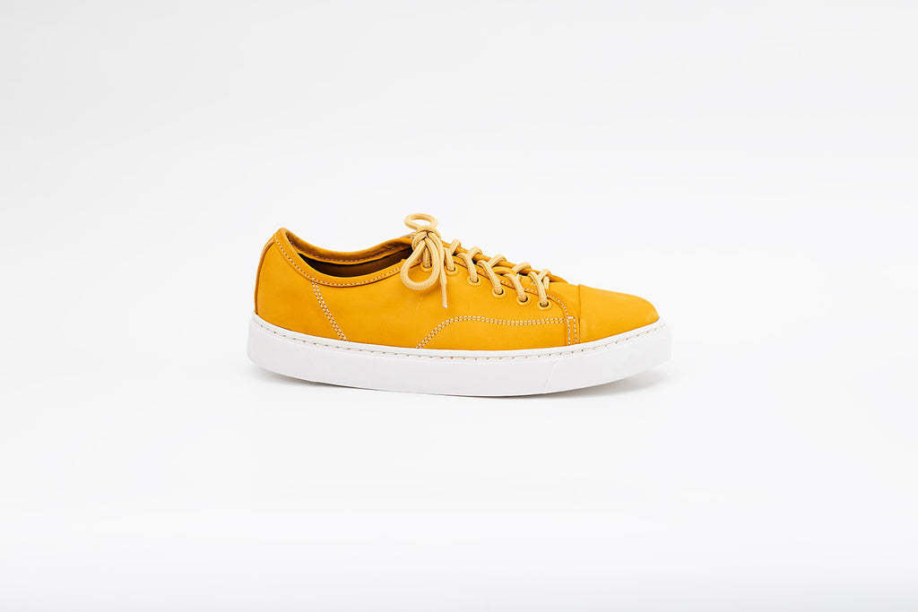Santo Domingo Sneaker Yellow