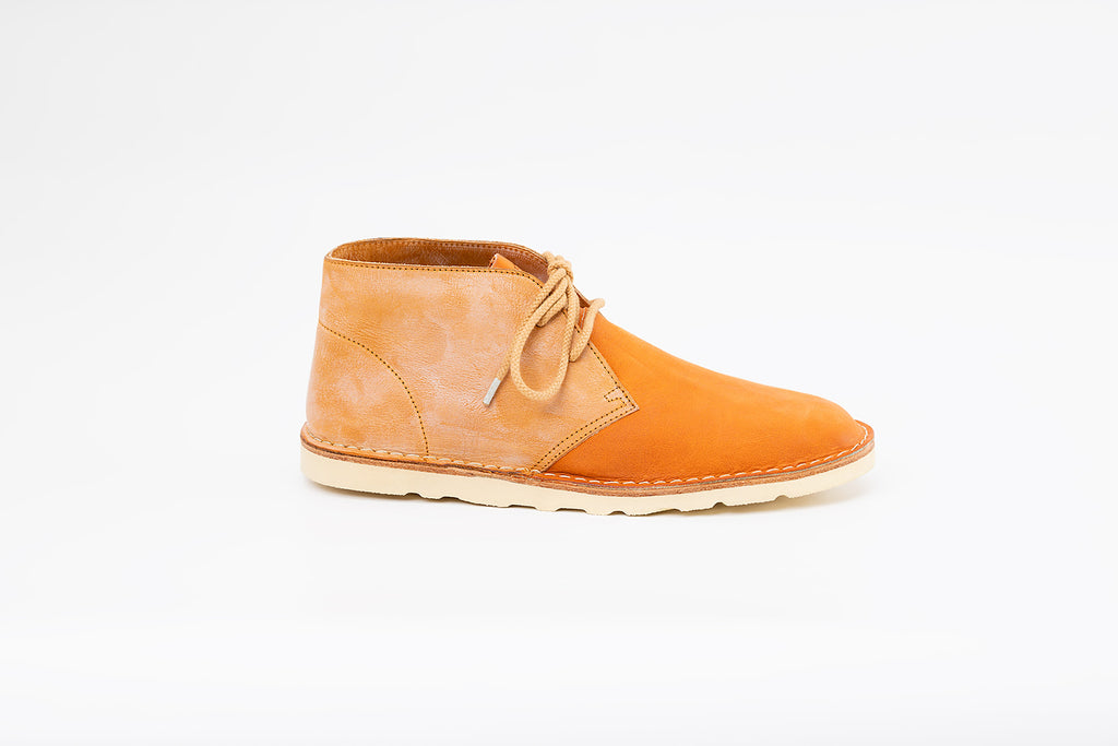 Neptune Chukka Boot Orange