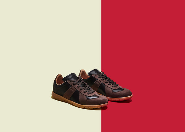 Men's GAT Sneaker - Brown