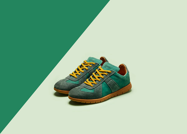 Men's GAT Sneaker - Green